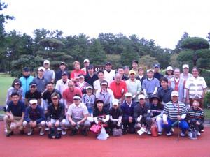 第17回TOKYORONAゴルフコンペ