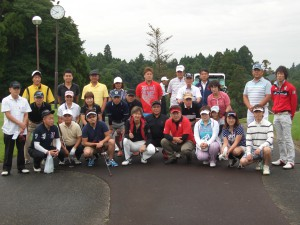 第18回ゴルフコンペ